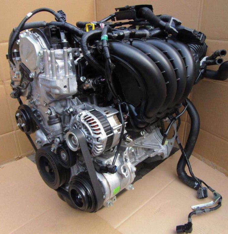 Описание типа двигателя и процесса его разработки