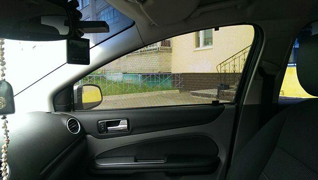 Опыт установки каркасных шторок «Трокот» на свой авто