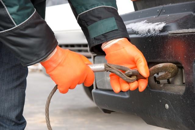 Особенности буксировки машины с АКПП