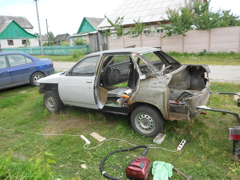 Особенности ремонта ВАЗ 2110 своими руками