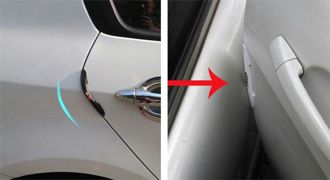 Особенности выбора накладок на двери авто