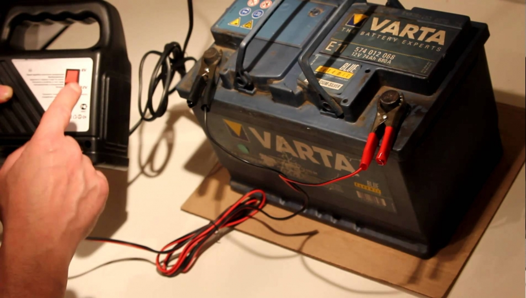 Пару слов о щелочном электролите