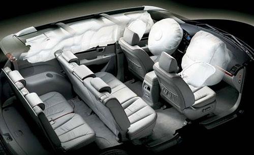 Подушка безопасности водителя