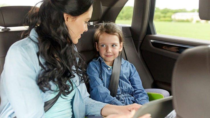 Правила перевозки детей в автомобиле: новые требования на 2018 год