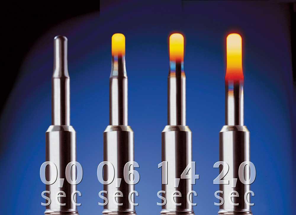 Принцип работы реле свечей накала