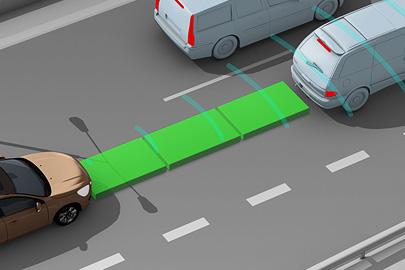 Простой способ определения безопасной дистанции