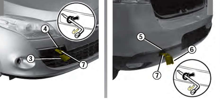Пуск двигателя буксировкой