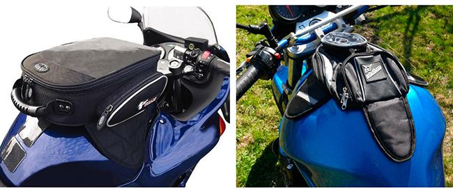 Разновидности кофров для мотоцикла