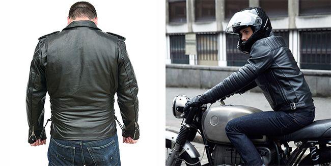 Разновидности курток байкера