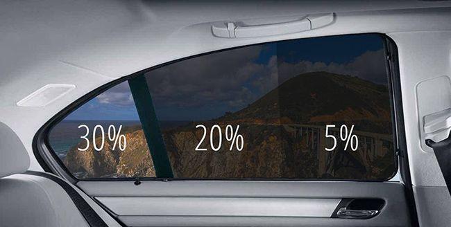 Разновидности тонировок для автомобилей