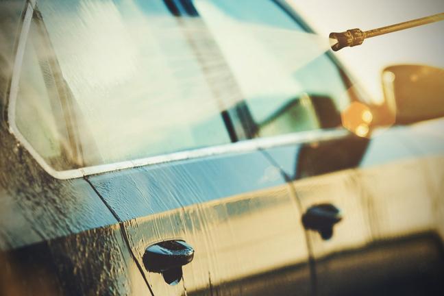 Ремонт автомобиля после неправильной мойки
