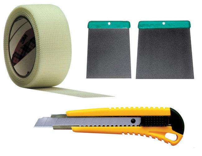 Ремонт трещин пластиковых бамперов своими руками — способы и технология