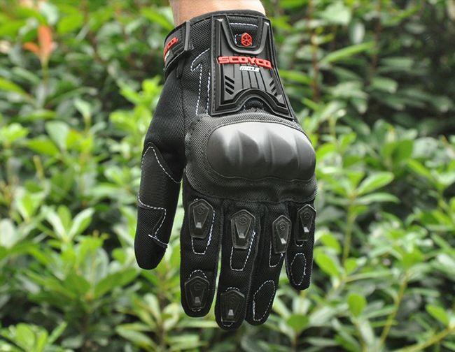 Решаем вопрос какие перчатки для мотоцикла выбрать