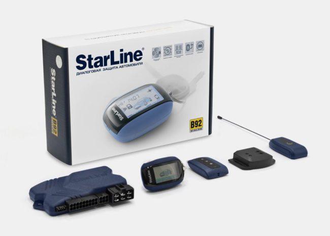 Самостоятельная установка и настройка сигнализации Starline