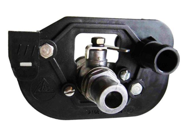 Самостоятельно меняем кран отопителя на автомобилях ВАЗ 2113 и ВАЗ 2115