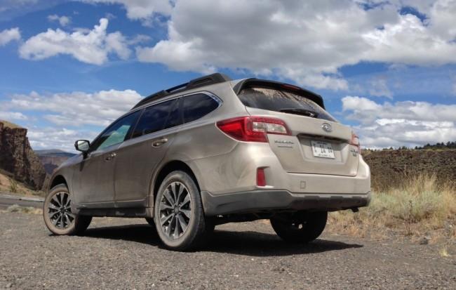 Subaru Outback, год 2015-й: пошло ли обновление на пользу?
