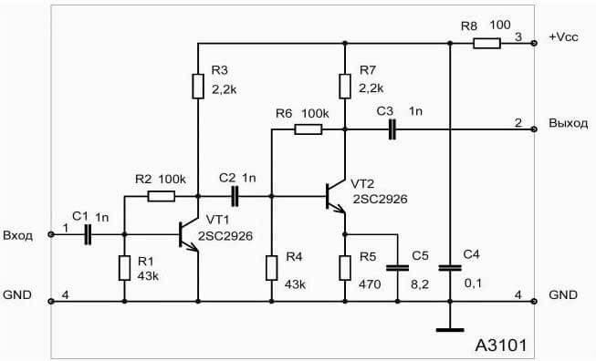 Существует ли хороший усилитель для антенны автомагнитолы?