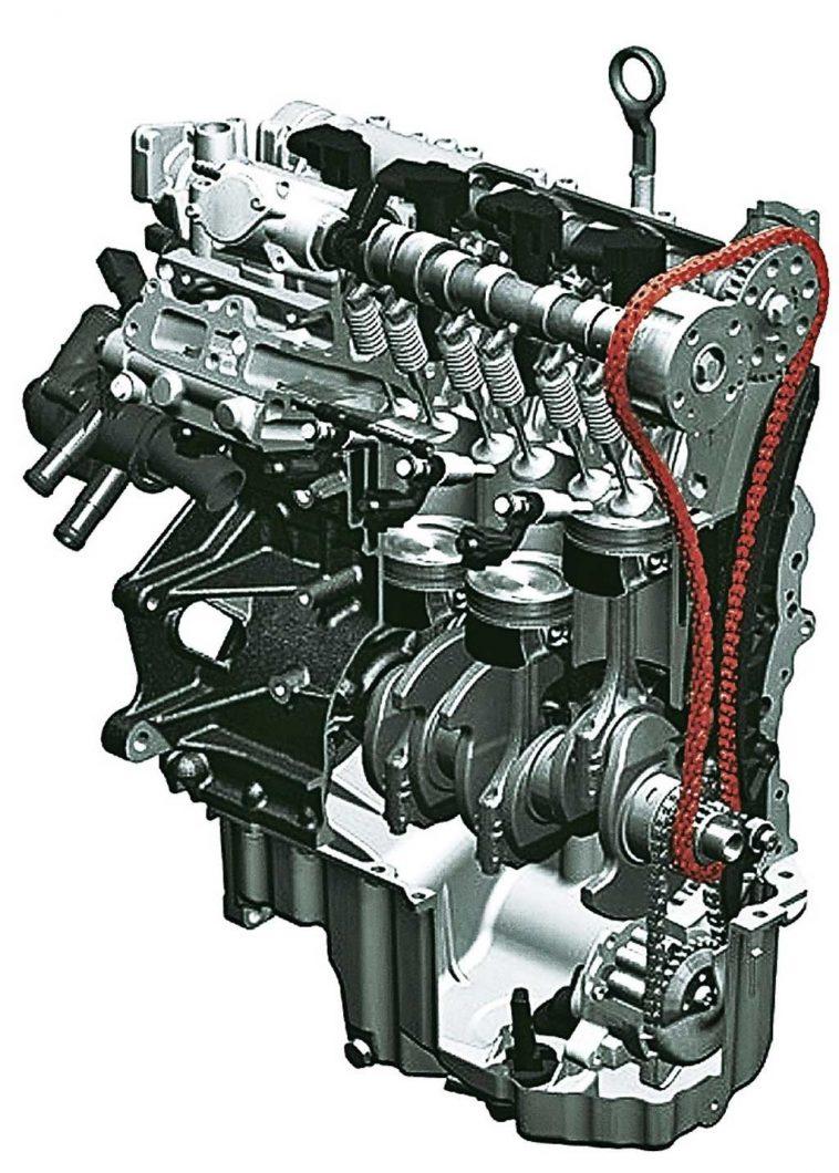Технические характеристики 1AZ FE 2,0 л/145 л. с.
