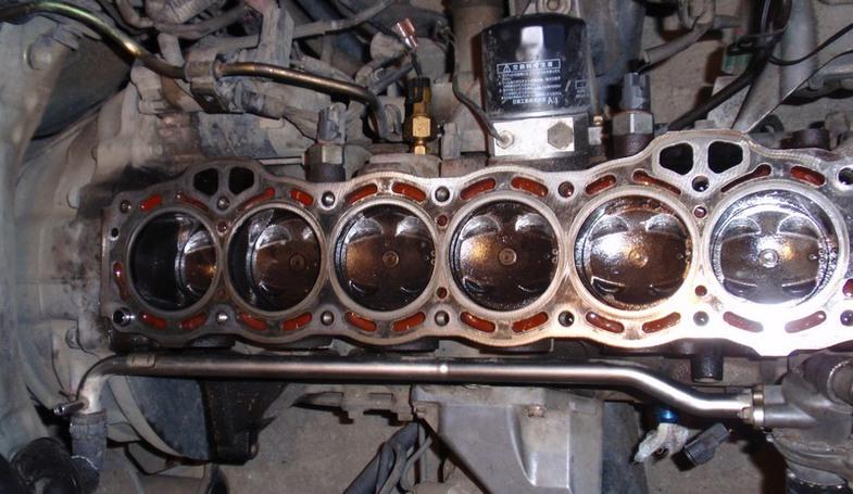 Технические характеристики 1G FE 2,0 л/135 л. с.
