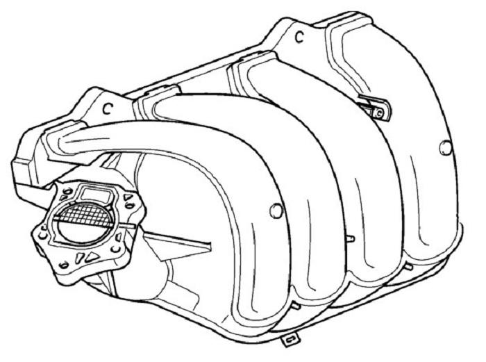 Технические характеристики 2AZ FE 2,4 л/160 л. с.