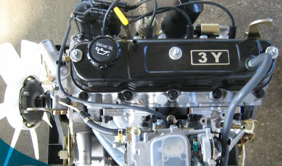 Технические характеристики 3Y 2 л/88 л. с.