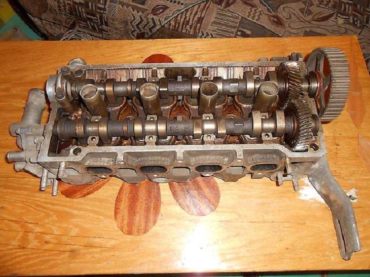 Технические характеристики 4A FE 1,6 л/110 л. с.
