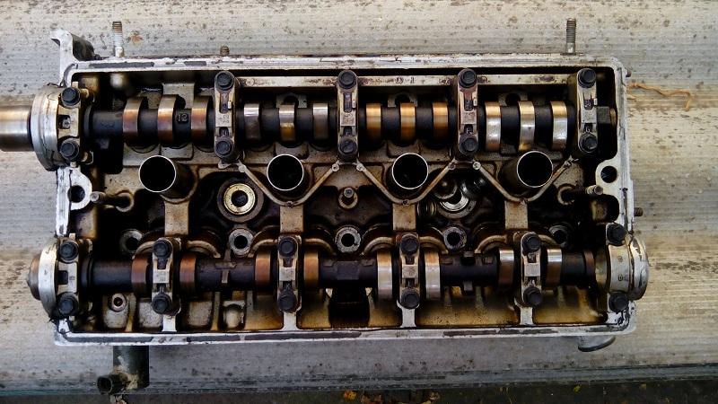 Технические характеристики 4A GE 1,6 л/115 – 240 л. с.