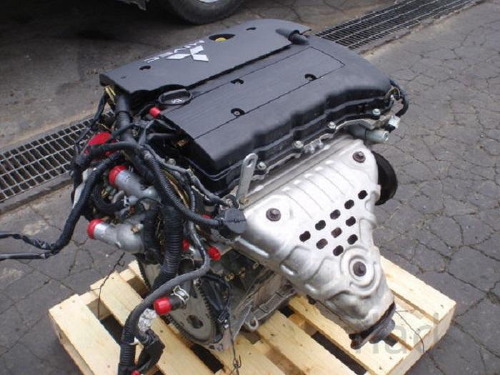 Технические характеристики 4B12 2,4 л/168 л. с.
