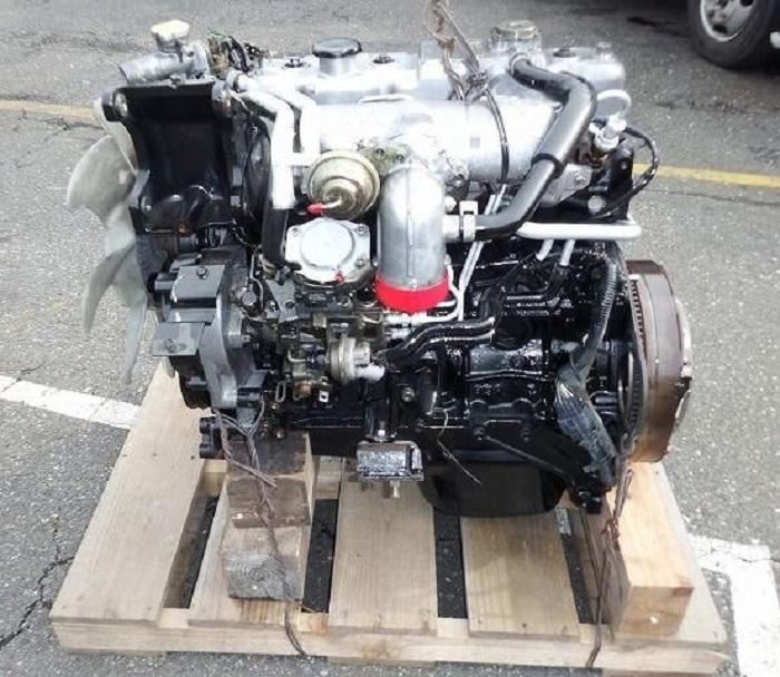Технические характеристики 4JG2 3 л/120 л. с.