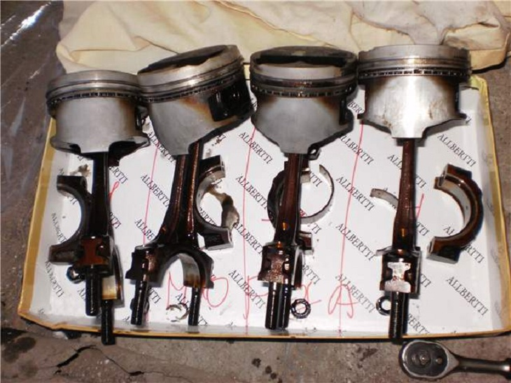 Технические характеристики 5E FE 1,5 л