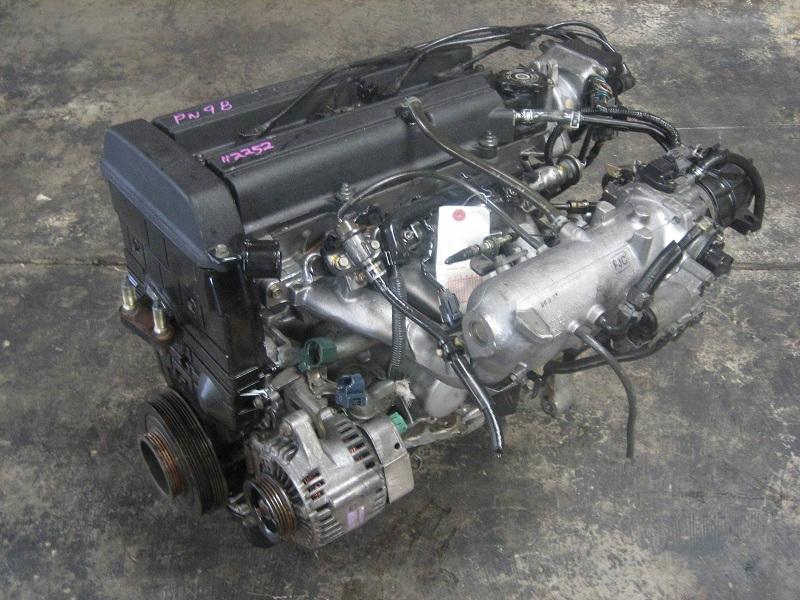 Технические характеристики B20B 2,0 л/126 – 150 л. с.