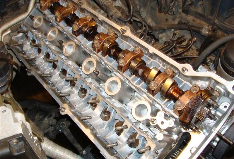 Технические характеристики BMW M52 2,0 – 2,8 л