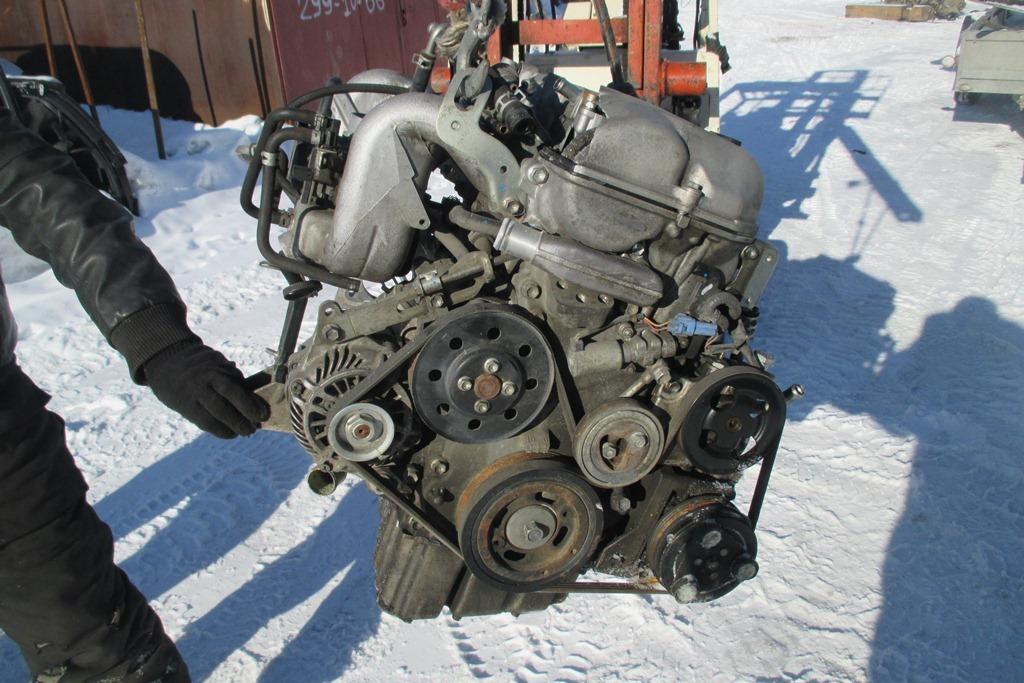 Технические характеристики двигателя Suzuki J24B VVT
