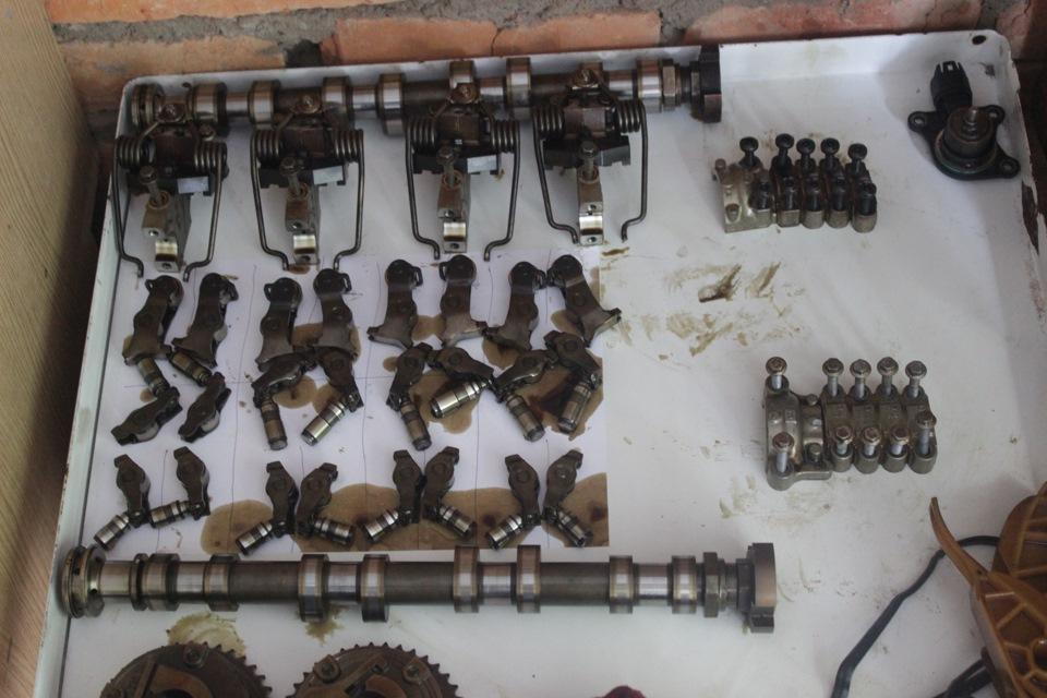 Технические характеристики ЕР6 1,6 л/120 л. с.