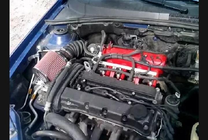 Технические характеристики F14D3 1,4 л/94 л. с.