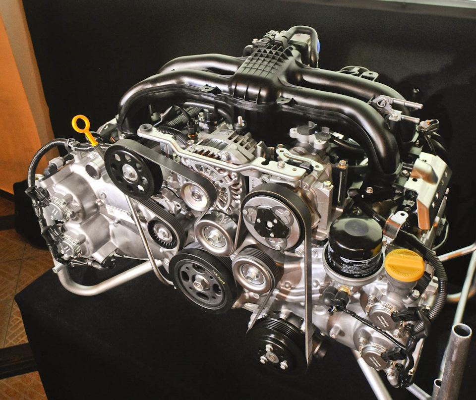 Технические характеристики FB20 2 л/150 л. с.