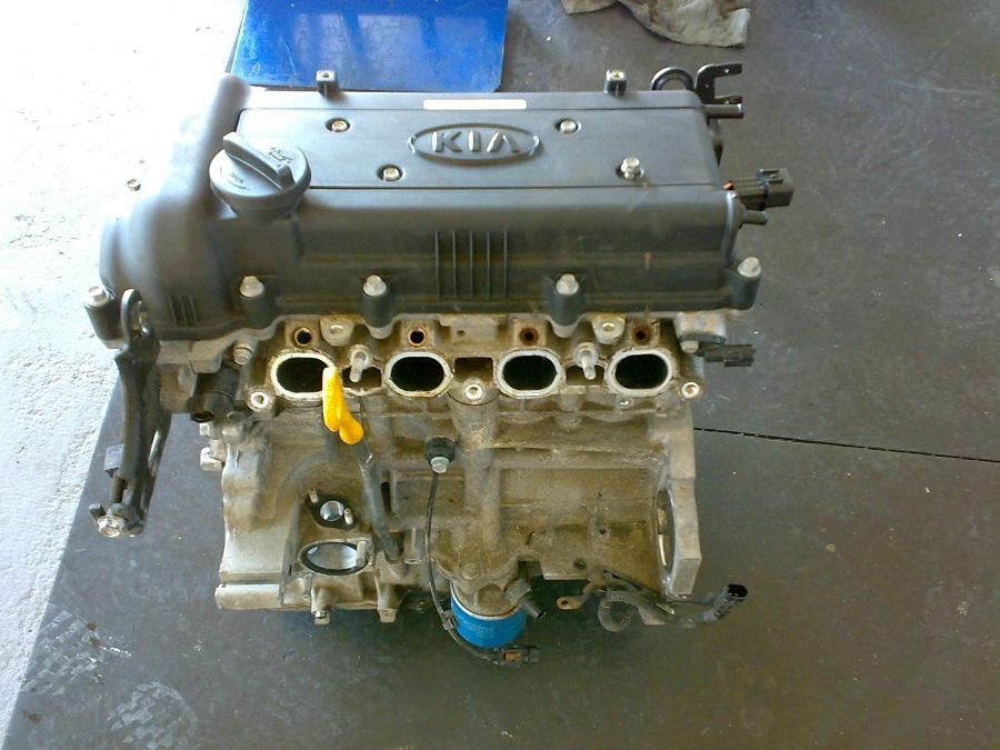 Технические характеристики G4FC 1,6 л/122 л. с.