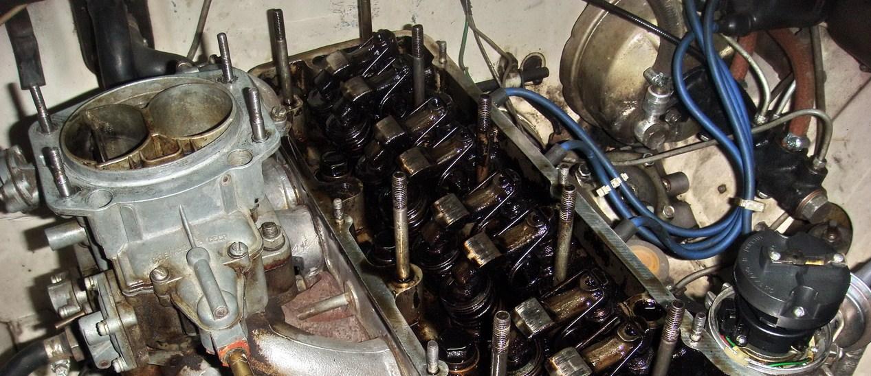 Технические характеристики мотора 2106