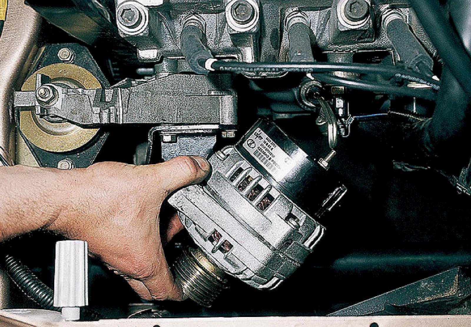 Технические характеристики мотора 21114