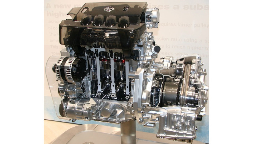 Технические характеристики MR20DE 2,0 л/140 л. с.