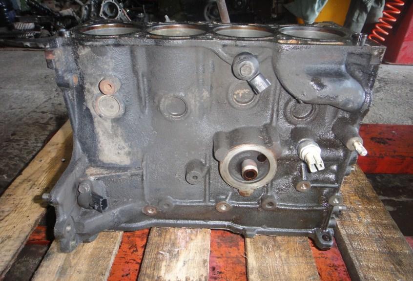 Технические характеристики QG18DE 1,8 л/125 л. с.