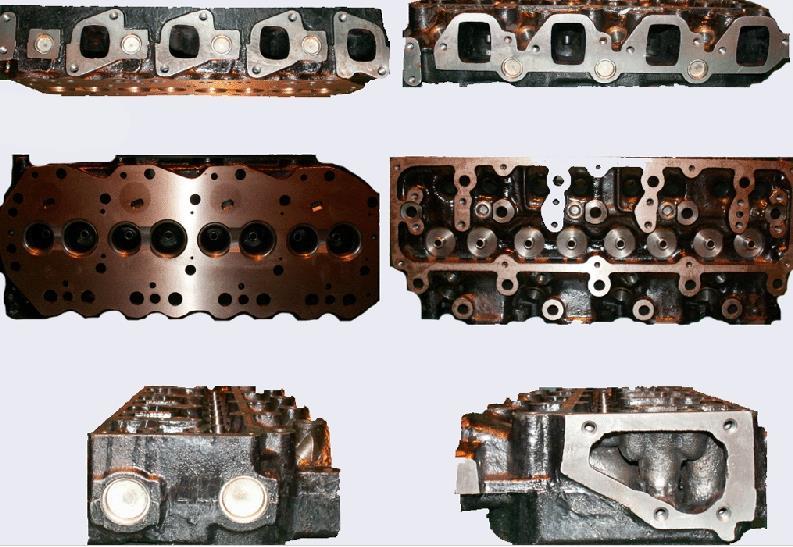 Технические характеристики TD27 2,7 л/85 л. с.