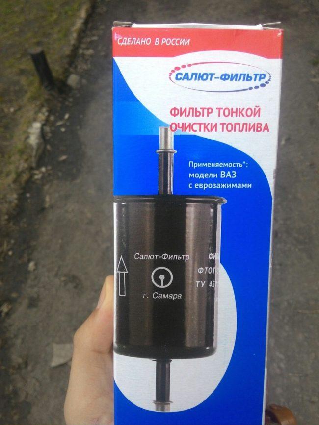 Топливные фильтры на ВАЗ 2110–2112: замена своими руками