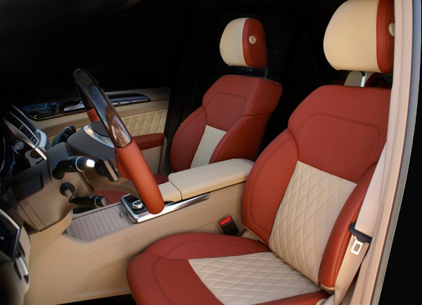 Тюнинг 2012 Mercedes-Benz ML W166: обзор, фото экстерьер, интерьер автомобиля