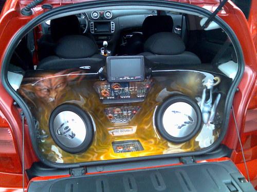 Тюнинг Citroen C3 с фото