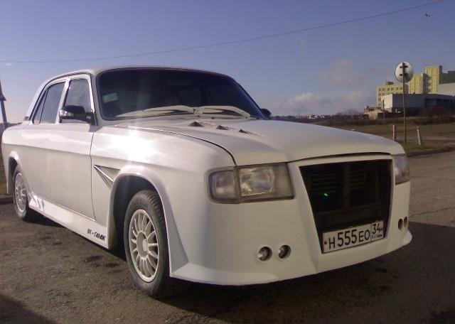 Тюнинг ГАЗ Волга с фото