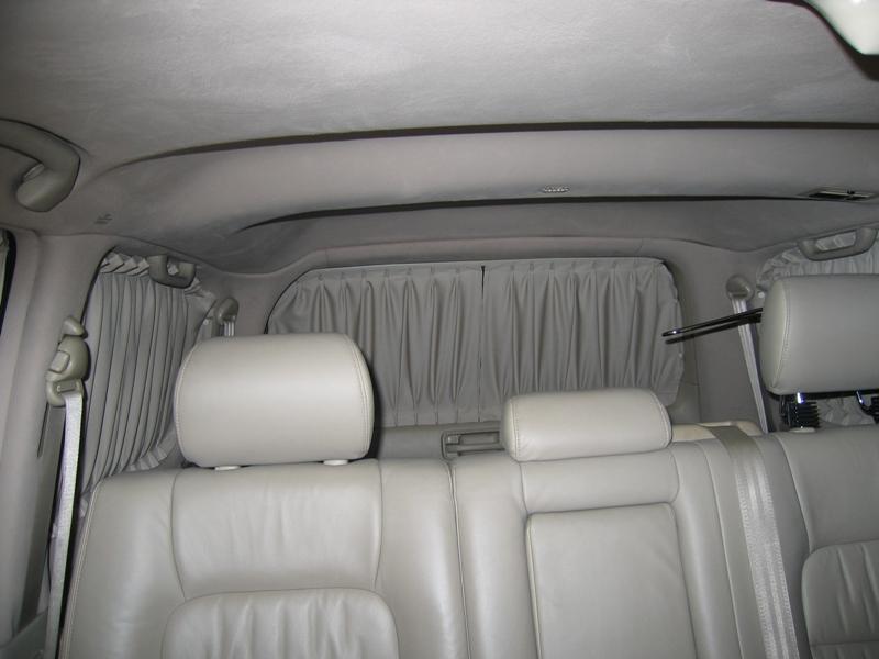 Тюнинг Lexusu LX/GX470 с фото