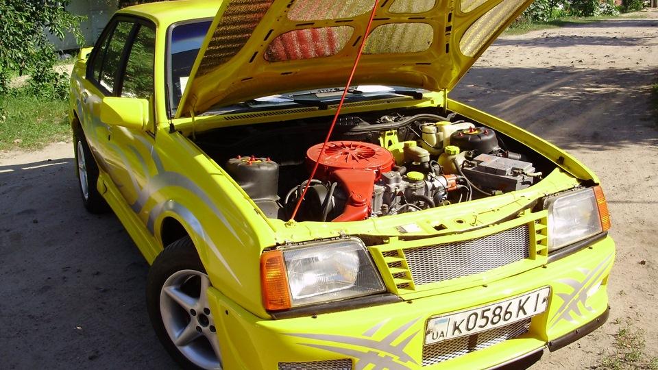 Тюнинг Opel Ascona с фото