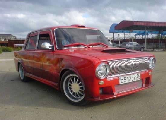 Тюнинг ВАЗ 2101