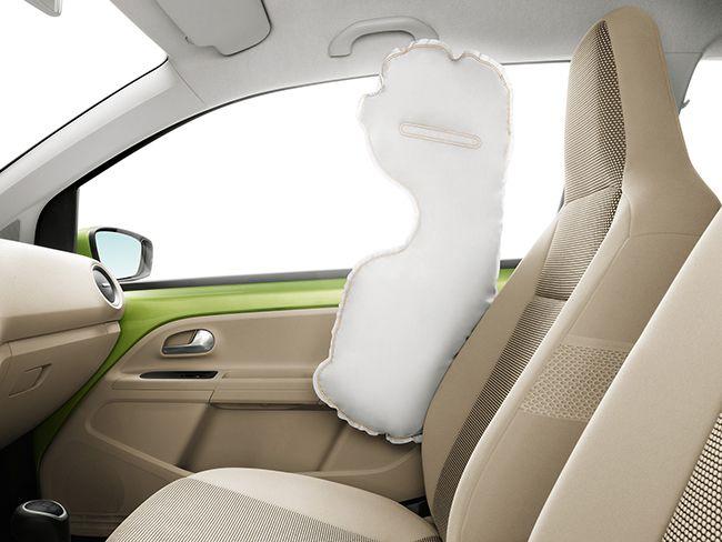 Устройство и принцип работы подушек безопасности водителя